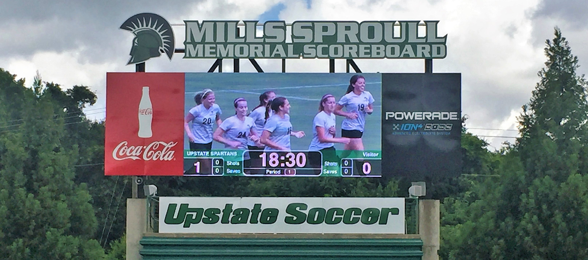 USC Upstate Soccer