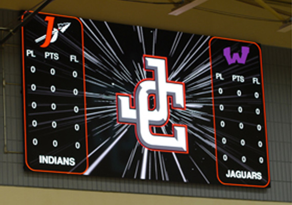 INDOOR SCOREBOARDS