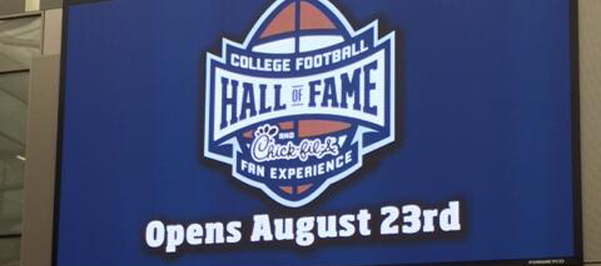 College Football Hall of Fame – Indoor