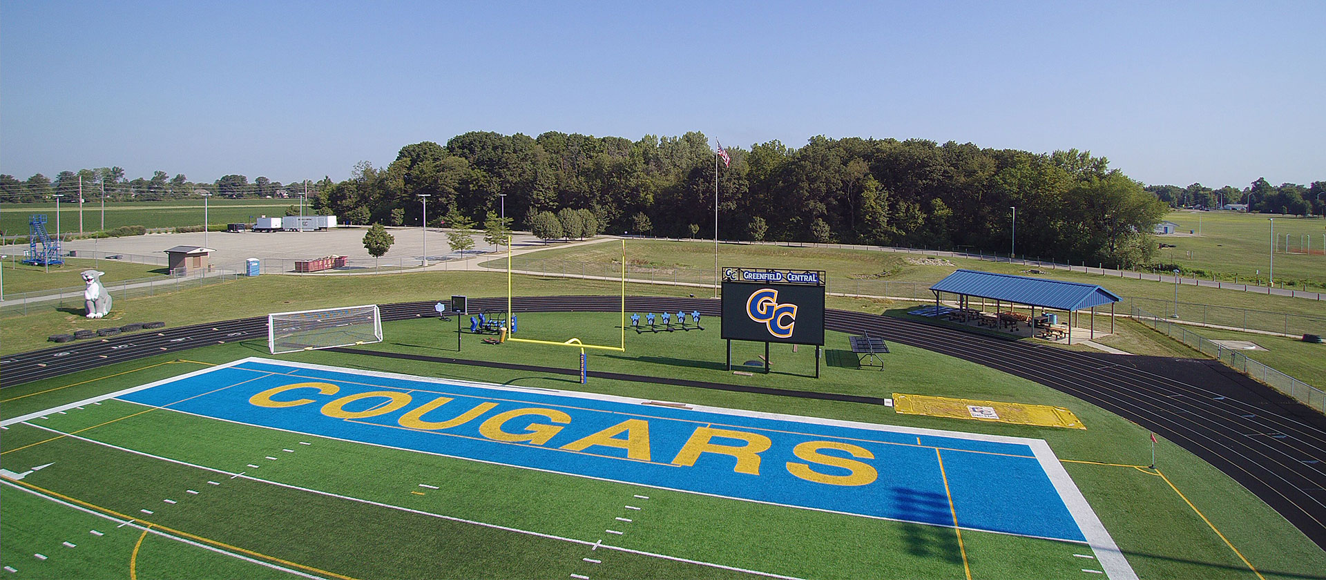 Greenfield Central High School-Football