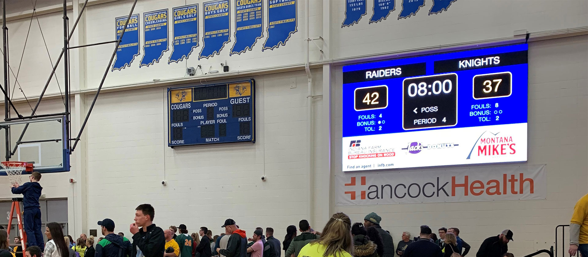 Greenfield Central High School-Indoor
